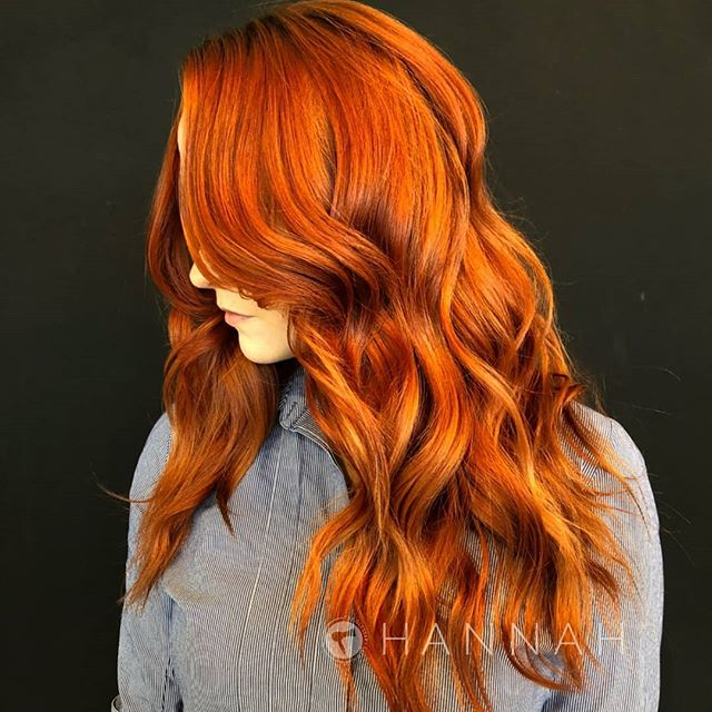 Yes, it was that beautiful in person!! // color // @hbglosskc . Online booking at theglossarysalon.com or call us at 913-725-8520!!