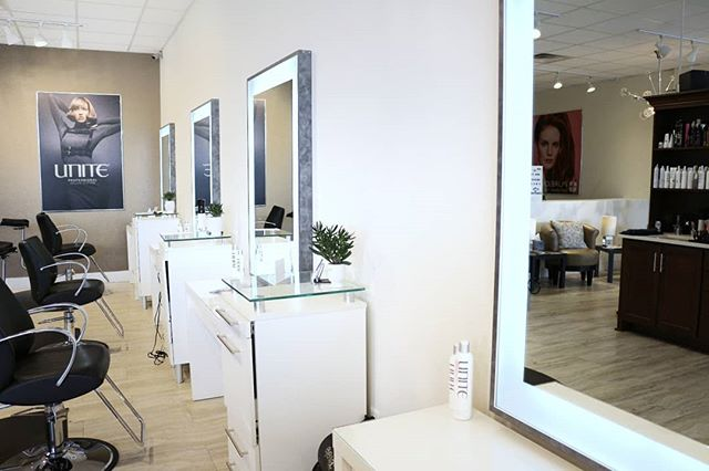 Home sweet home! . book online at theglossarysalon.com or call us at 913.725.8520