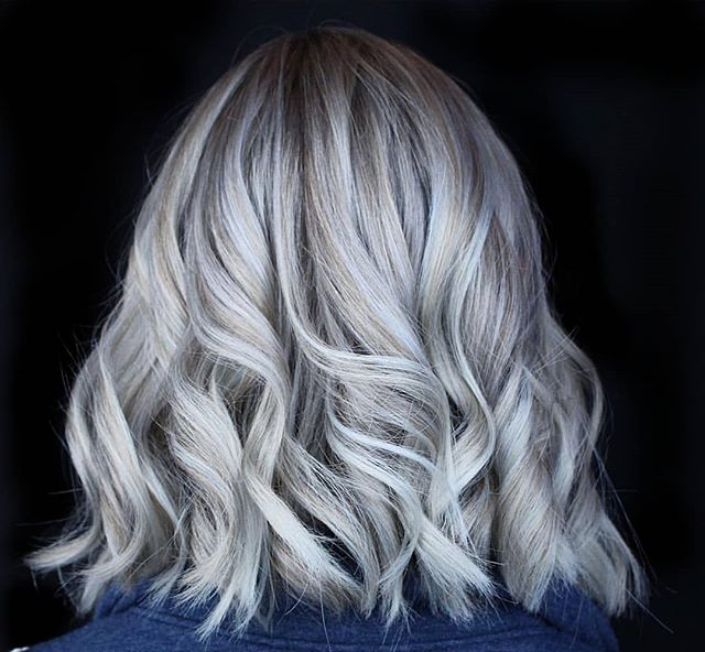 Winter is finally here ! . @hairbymadisonashley .Madison has a few spots open before the new year .Booking online at theglossarysalon.com or call us at 913.725.8520