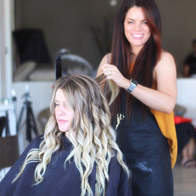 I love how this picture has my client in focus and me in the background all blurry. This totally represents how I feel about the amazing women that sit in my chair! My clients always come first and look the best! I'm truly blessed to work on such kick ass ladies! ⠀⠀⠀⠀⠀⠀⠀⠀⠀ ⠀⠀⠀⠀⠀⠀⠀⠀⠀ Interesting in working with me or my team? Let us know about your hair by simply clicking the link in my bio. It will put you direct contact with us!